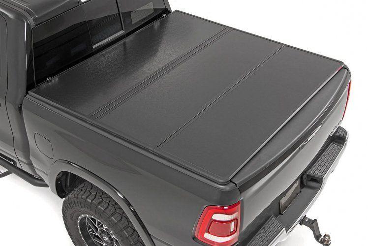 Toyota Hard Tri Fold Bed Cover 14 20 Tundra 5 5 Truck Bed Covers Bed Covers Toyota Tacoma Bed Cover