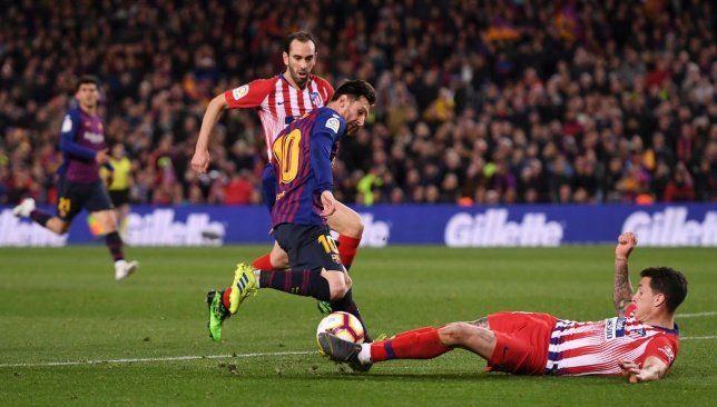 5 عوامل تحسم نتيجة موقعة برشلونة وأتلتيكو مدريد
