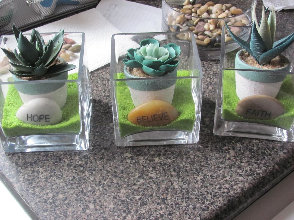 Make Decorative Planters Using Supplies From The Dollar 400 x 300