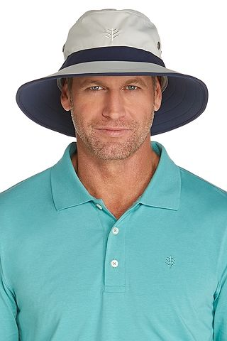 b35f532542b29 Matchplay Golf Hat - Shop Golf Hats for Men - Coolibar   Sun Protective  Clothing…