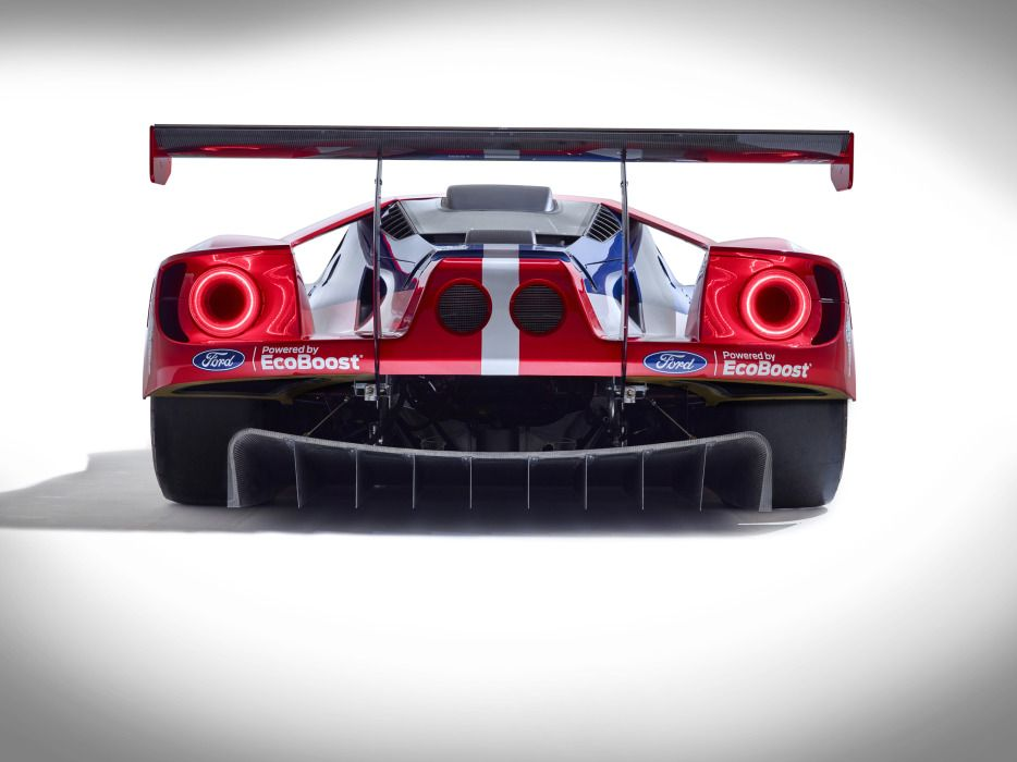 Ford Gt Lm Gte Pro Photo Gallery Autoblog