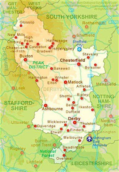 Map Of England Derbyshire.Exploring Derbyshire Sharon Lathan Novelist Sharon Lathan Rules