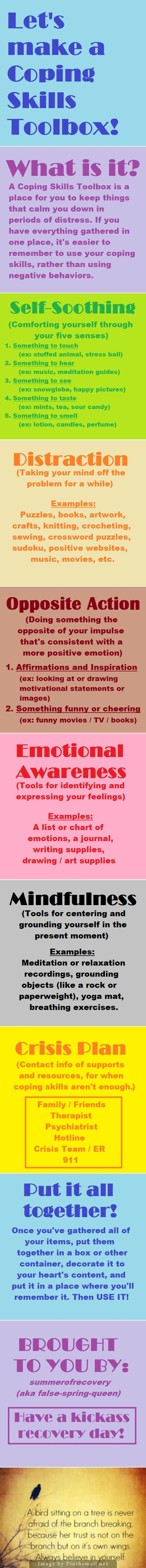 DBT Distress Tolerance Skills: Your 6-Skill Guide to Navigate ...