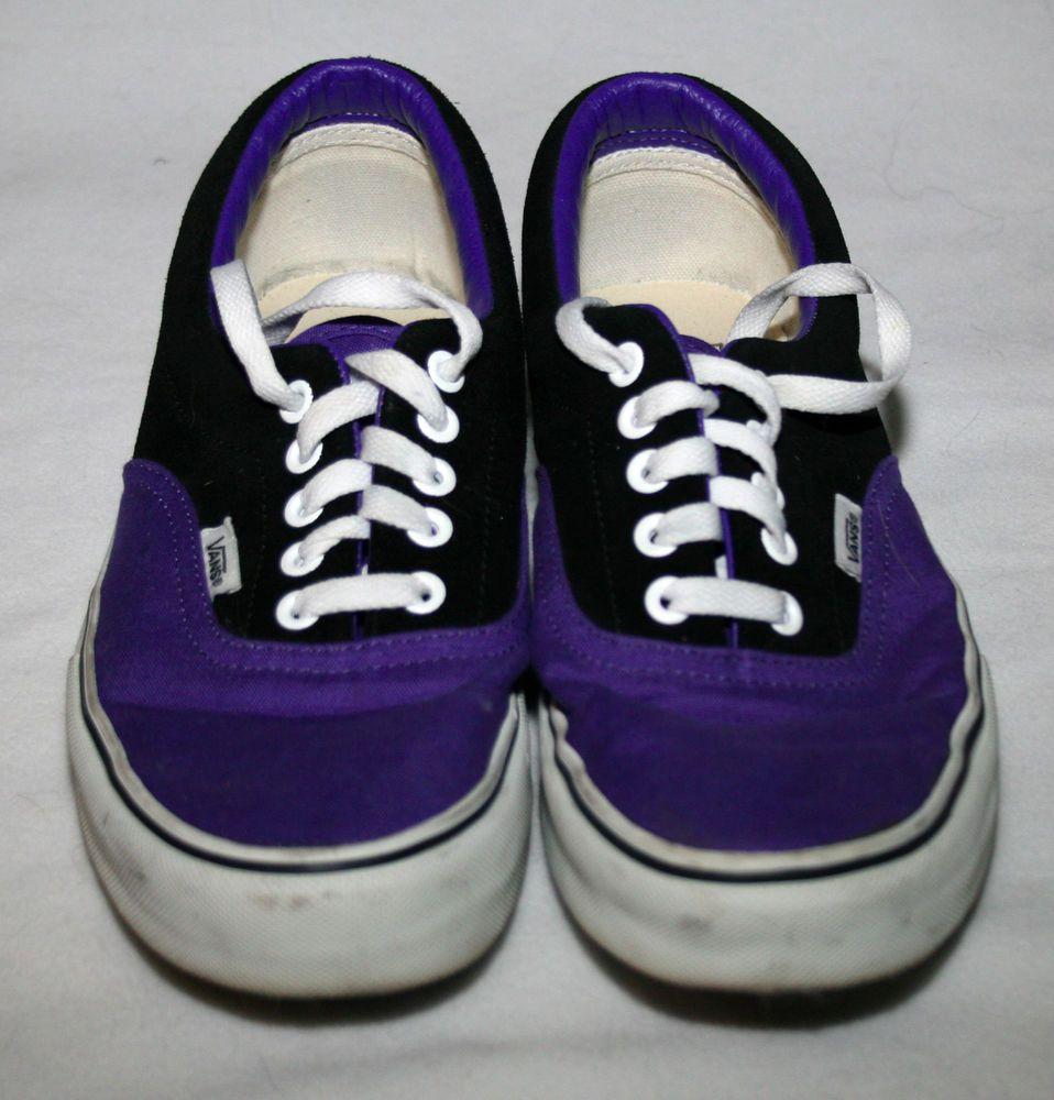 5746d0e737a7f1 Buy blue vans shoes ebay