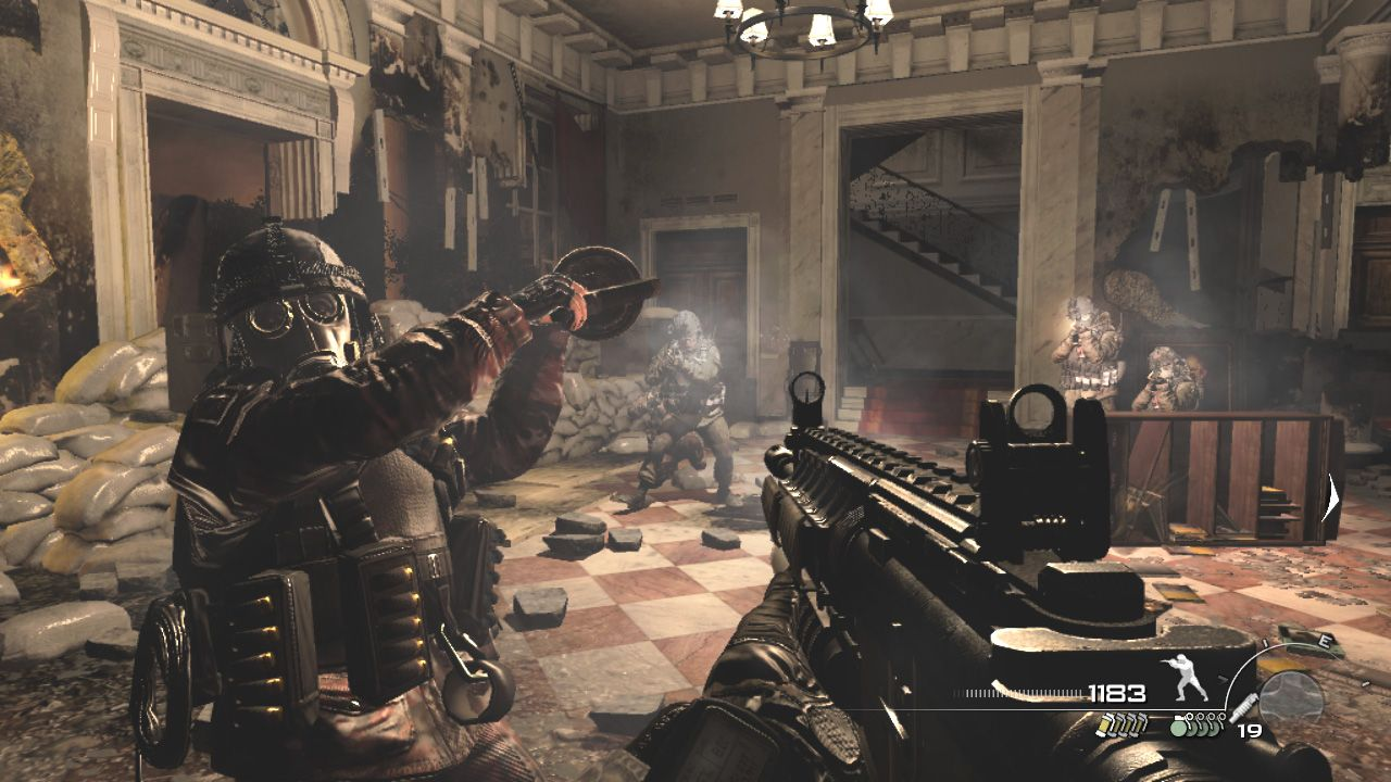 Image result for call of duty modern warfare 2 gameplay   Modern ...