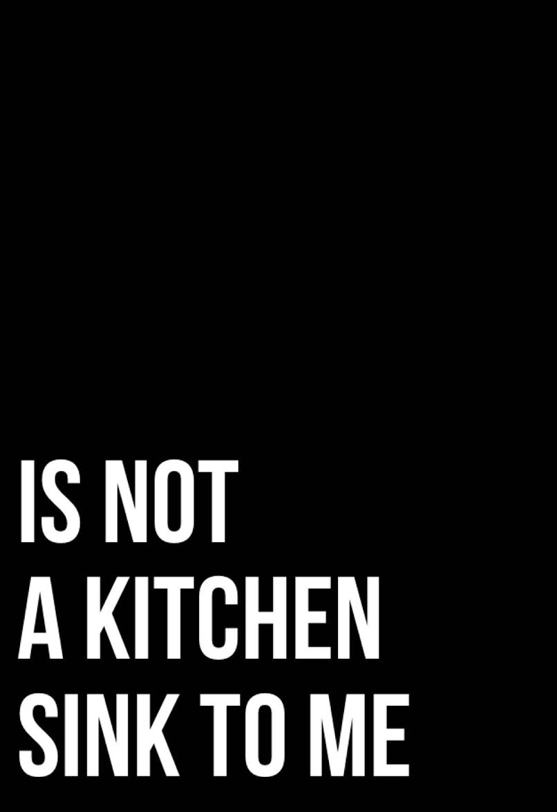 Kitchen Sink Twenty One Pilots Twenty One Pilots Quotes Twenty One Pilots Lyrics Pilot Quotes