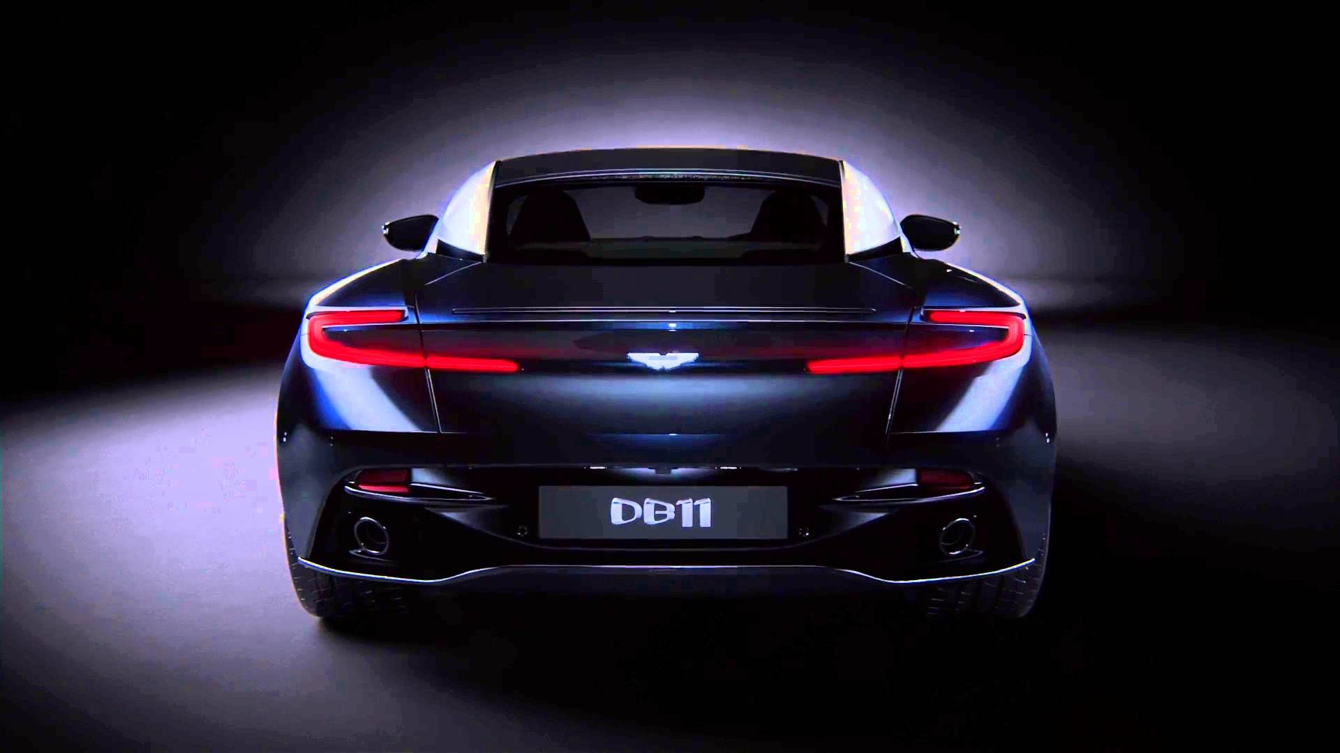 WATCH 2017 Aston Martin DB11 Trailer Exotic Cars