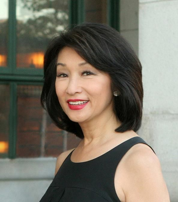 """Connie Chung is a Winter acc to Darlene Mathis """"Women of Color"""""""