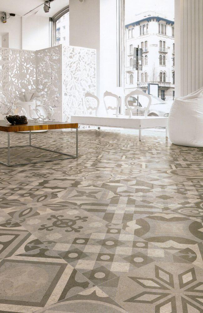 Neu Dekor Bodenfliesen 30 x 30cm Mosaik Muster Fliesen für Wand Boden  RZ36