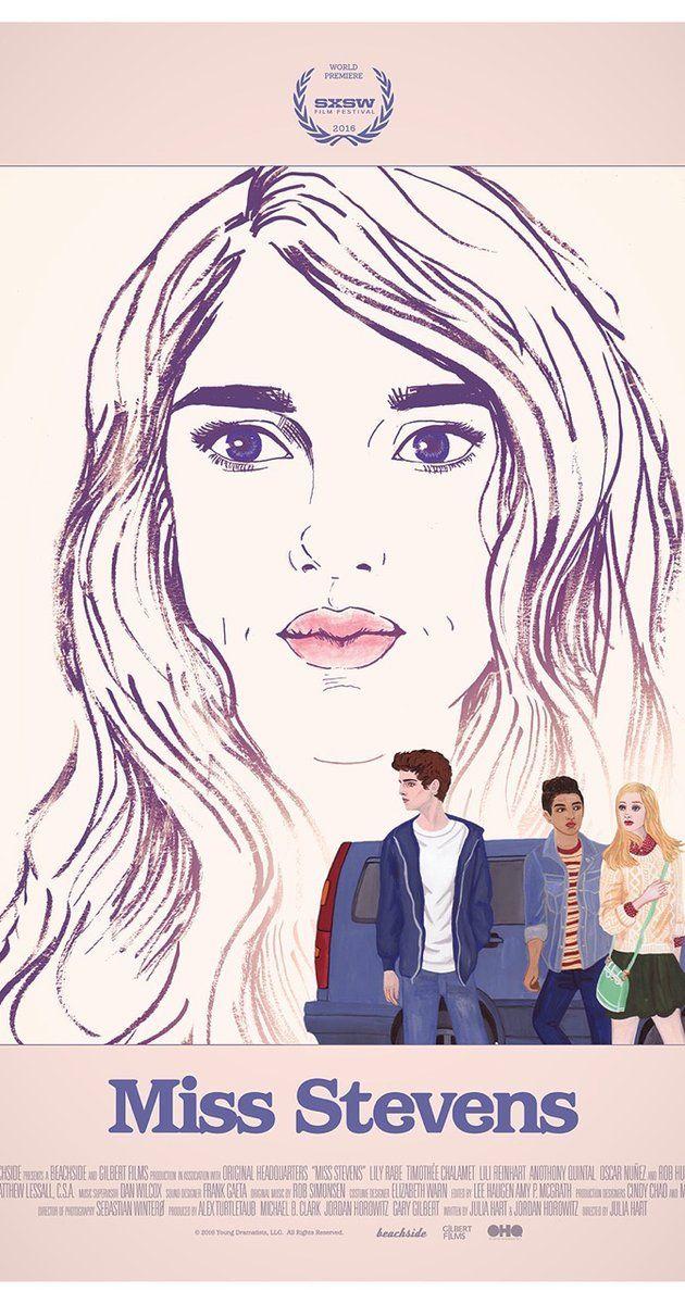 Miss Stevens 2016 Free Movies Online Movies Online Full Movies