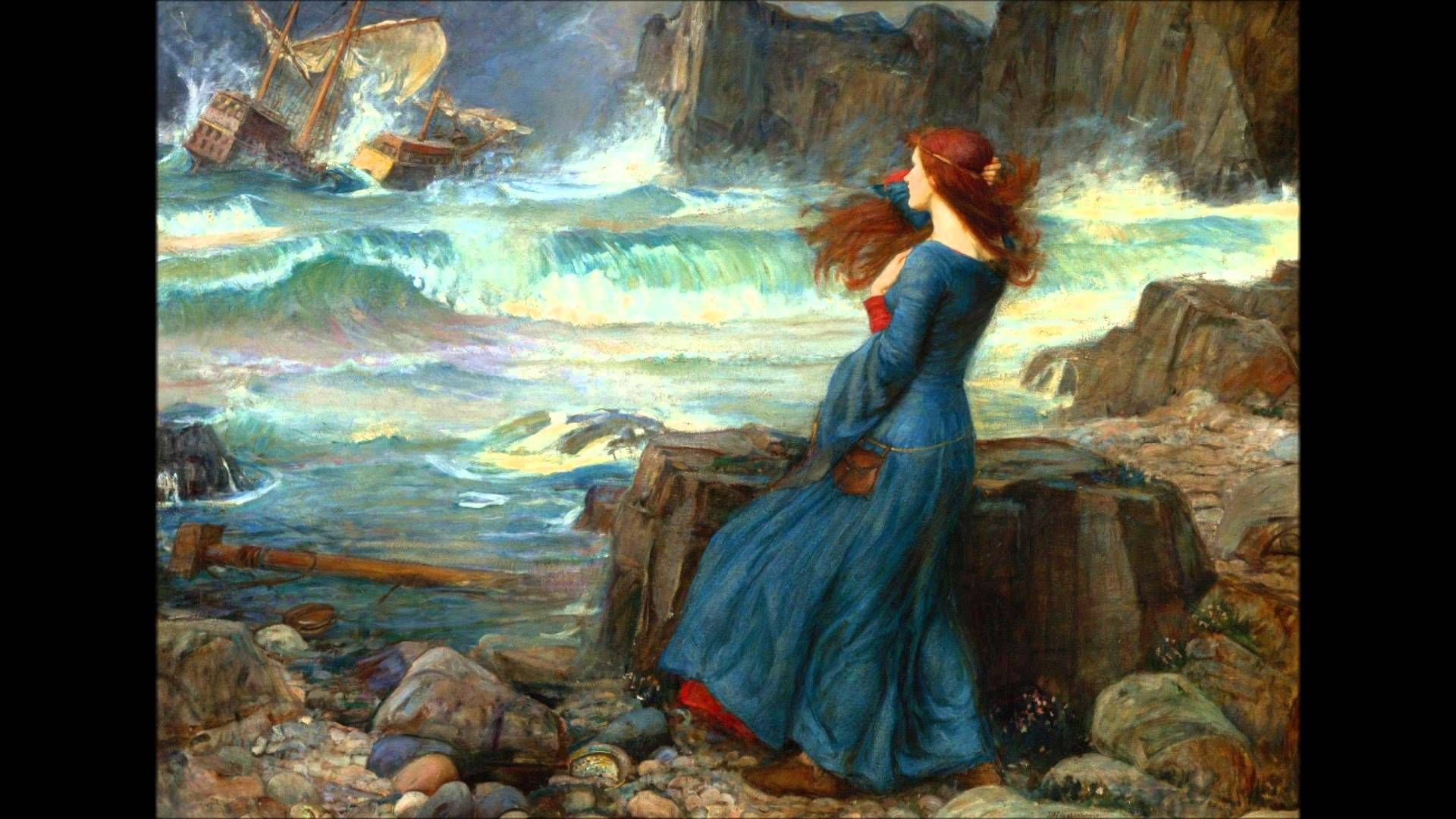 Joachim Raff - Prelude to Shakespeare's The Tempest WoO.49 (1879)