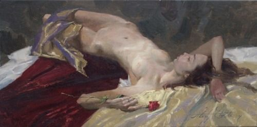 Scent of a rose - Alexey Steele