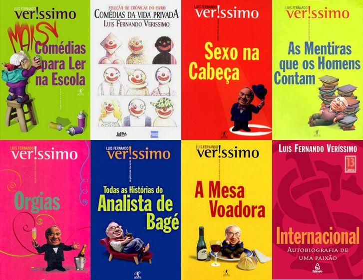 Luis Fernando Verissimo O Melhor Cronista Brasileiro E De Longe