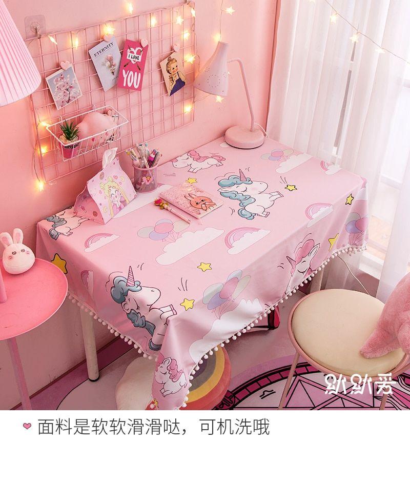 Sailor Moon Table Cloth Kuru Store Sailor Moon Kawaii Room Table Cloth