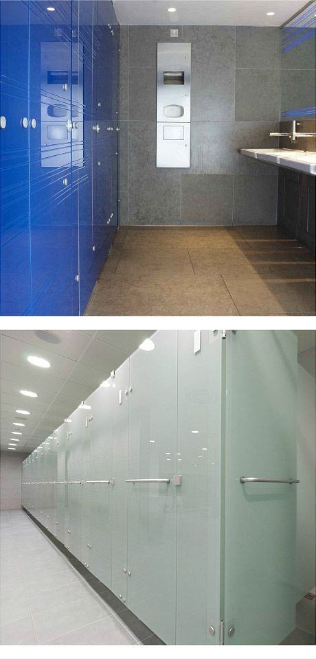 Arktura Toilet Partitions