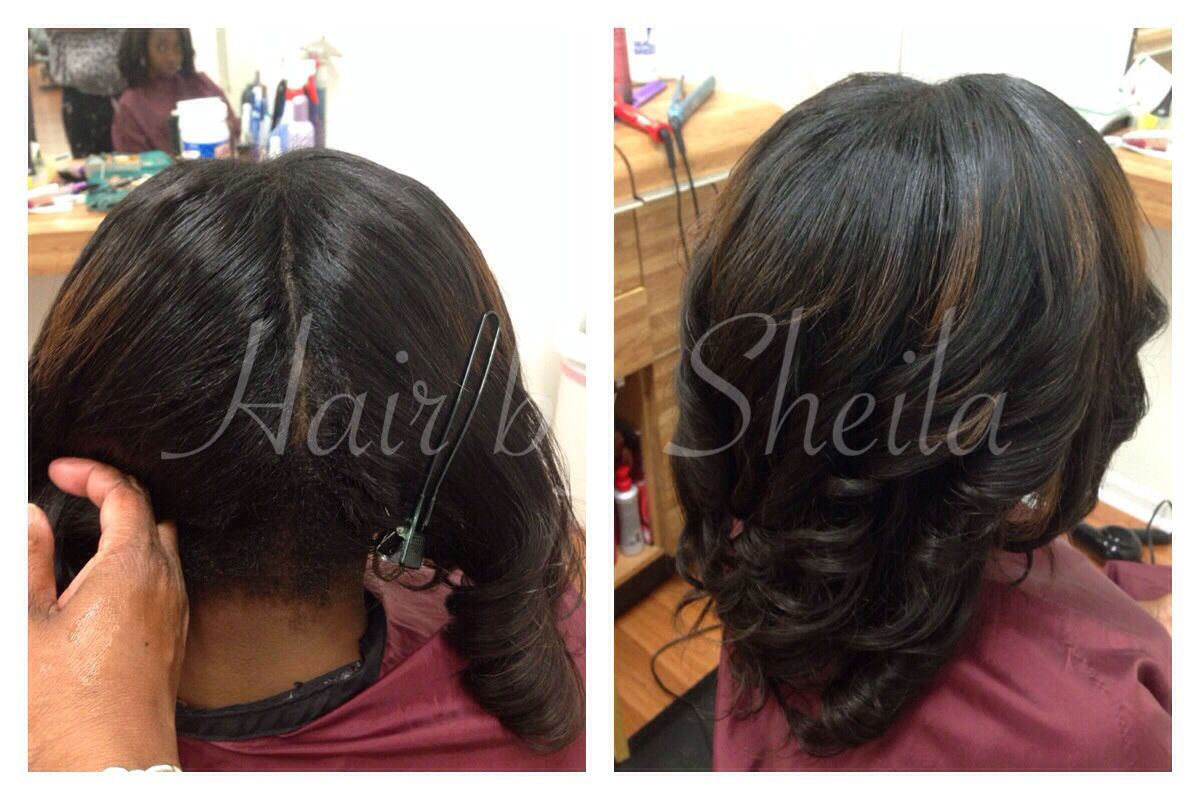 Vexed Vixen Sew In Human Hair Weave Hairstory Pinterest Hair