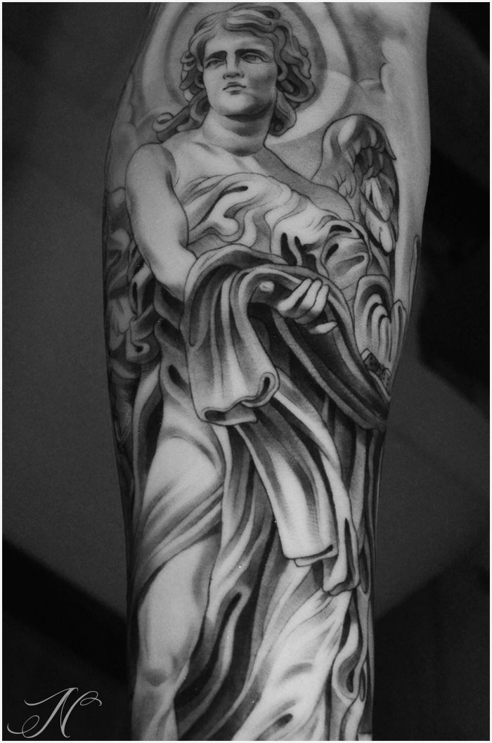 best angel tattoos - Google Search
