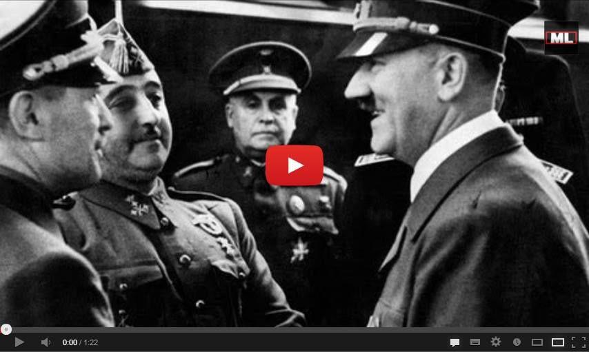 RU: MI6 Sobornó a España Para Que no Participara en la II Guerra Mundial   VÍDEO: http://youtu.be/6QDKOGzb55s