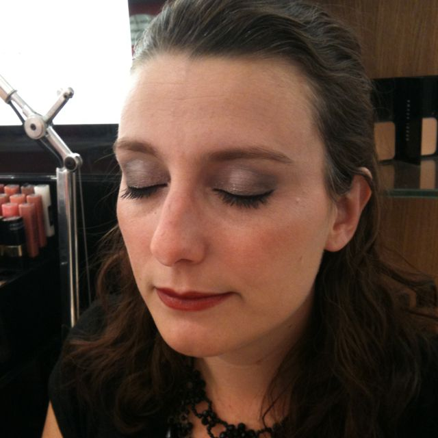 Bobbi brown wedding make up trial | Wedding makeup, Makeup
