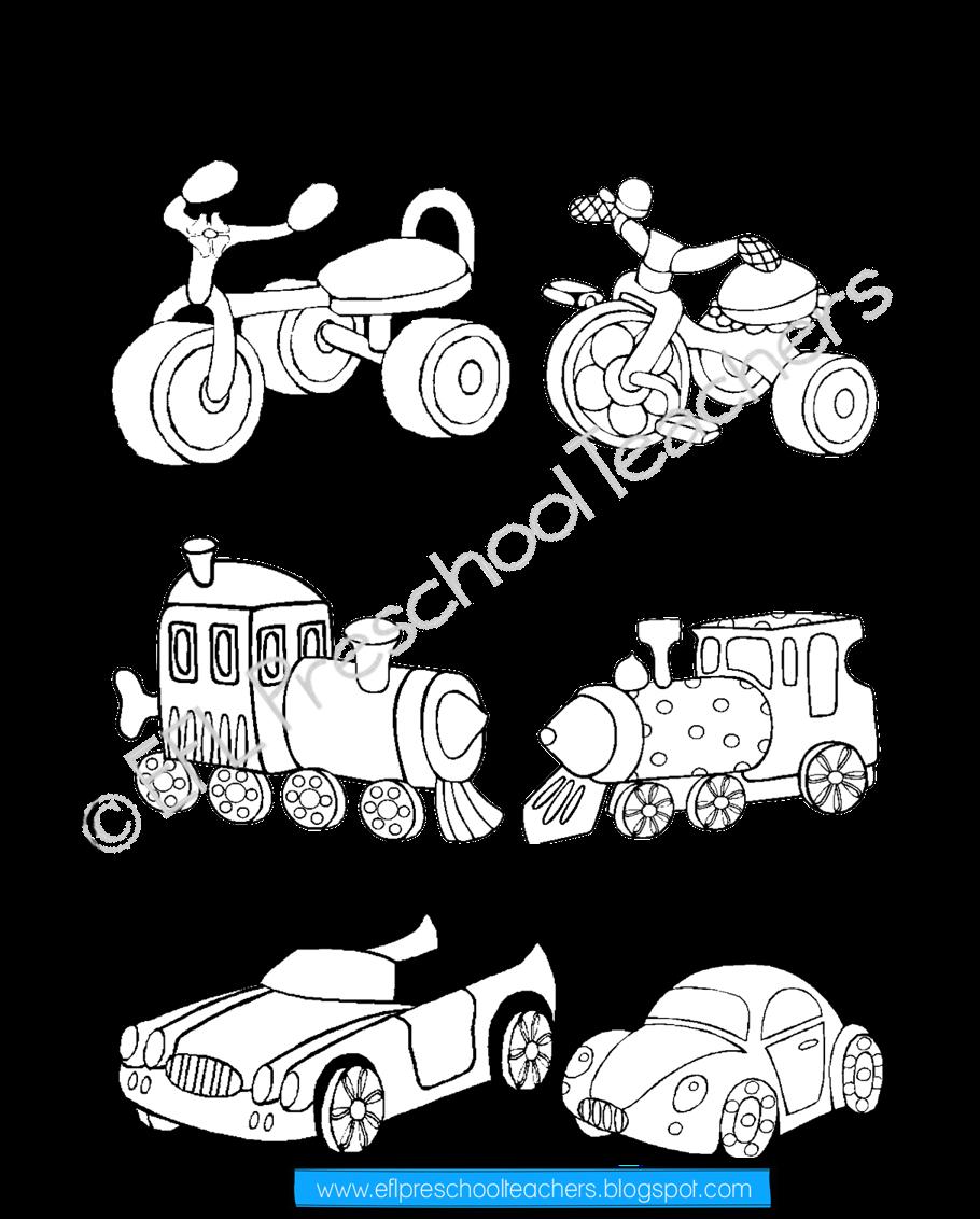 Esl Transportation Worksheets Elementary Special Education Activities Special Education Elementary Special Education Activities [ 1132 x 910 Pixel ]