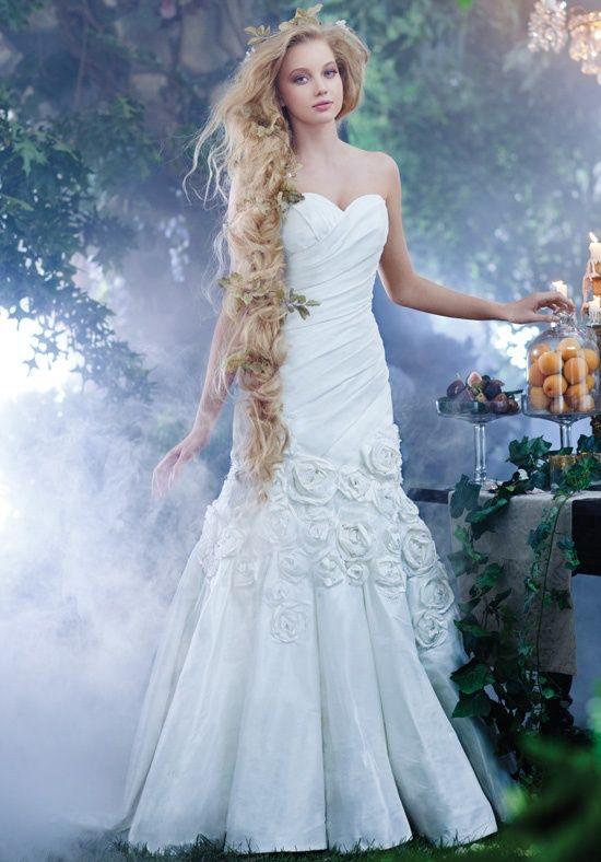 vestidos de novia inspirados en princesas disney | dresses | boda