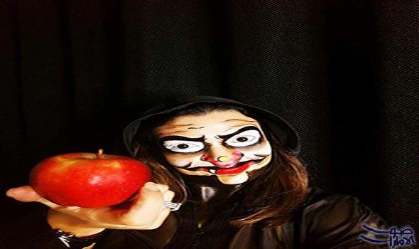 سناء زيتو ت صم م مكياج فانتازيا م مي ز بمناسبة عيد الهالوين كشفت خبيرة التجميل سناء زيتو عن تصميمها مكياج الهال Halloween Face Makeup Face Makeup Makeup