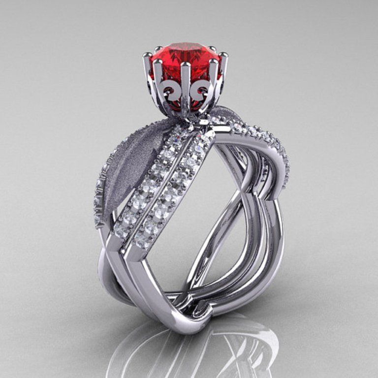40 Unique & Unusual Wedding Rings For Him & Her
