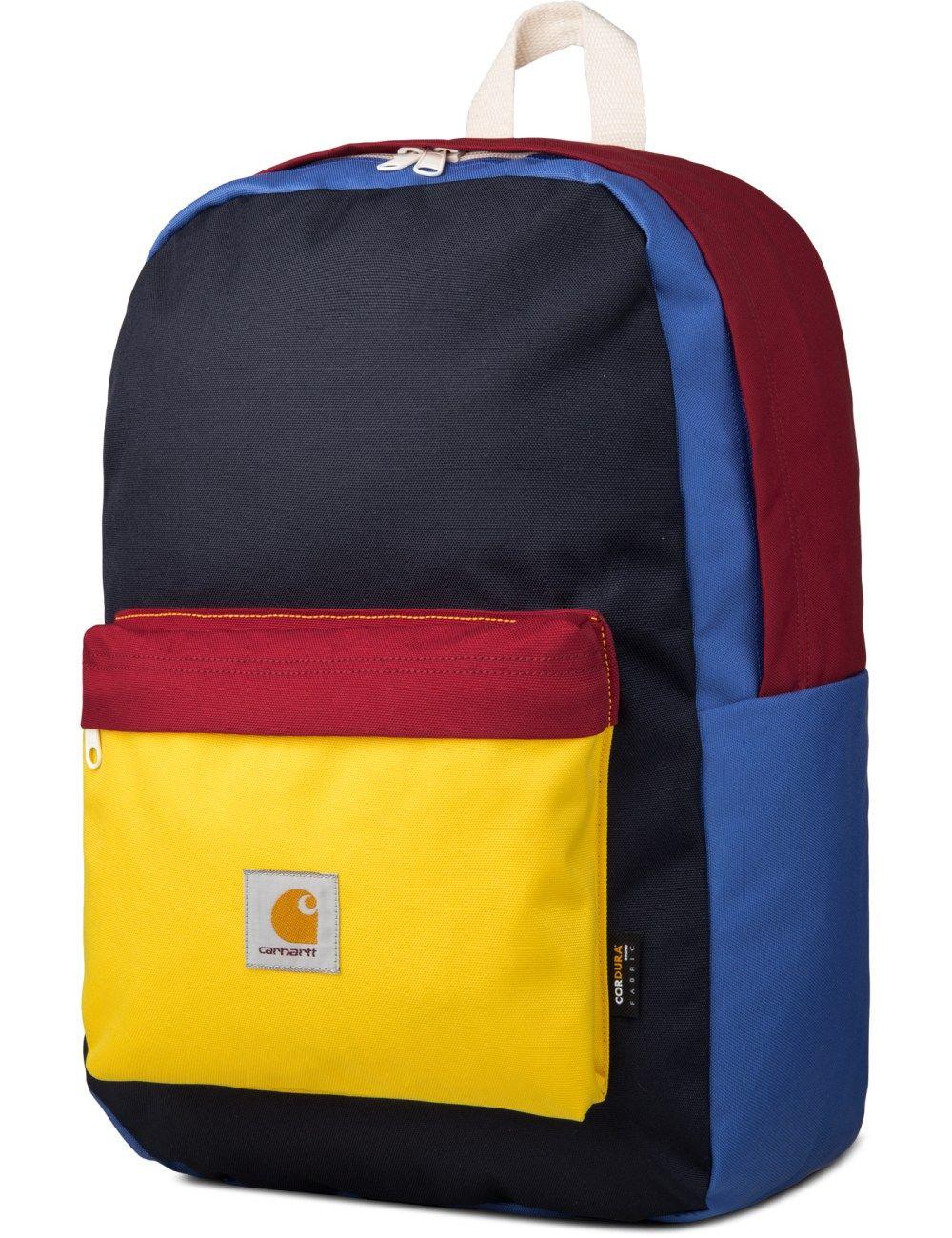 Carhartt WORK IN PROGRESS Multicolor Watch Backpack