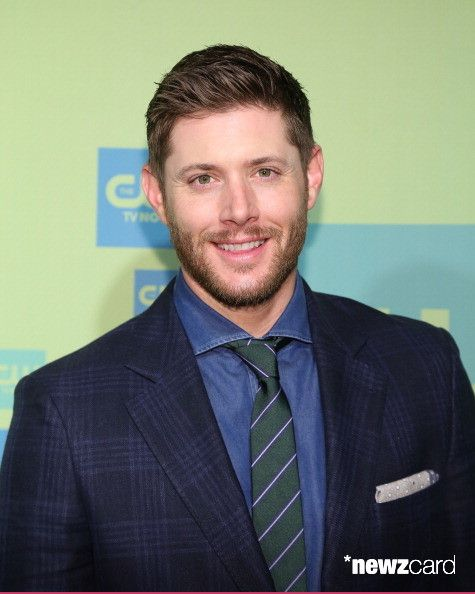Actor Jensen Ackles attends the CW Network's New York 2014 Upfront Presentation at The London Hotel on May 15, 2014 in New York City.  (Photo by Taylor Hill/FilmMagic)
