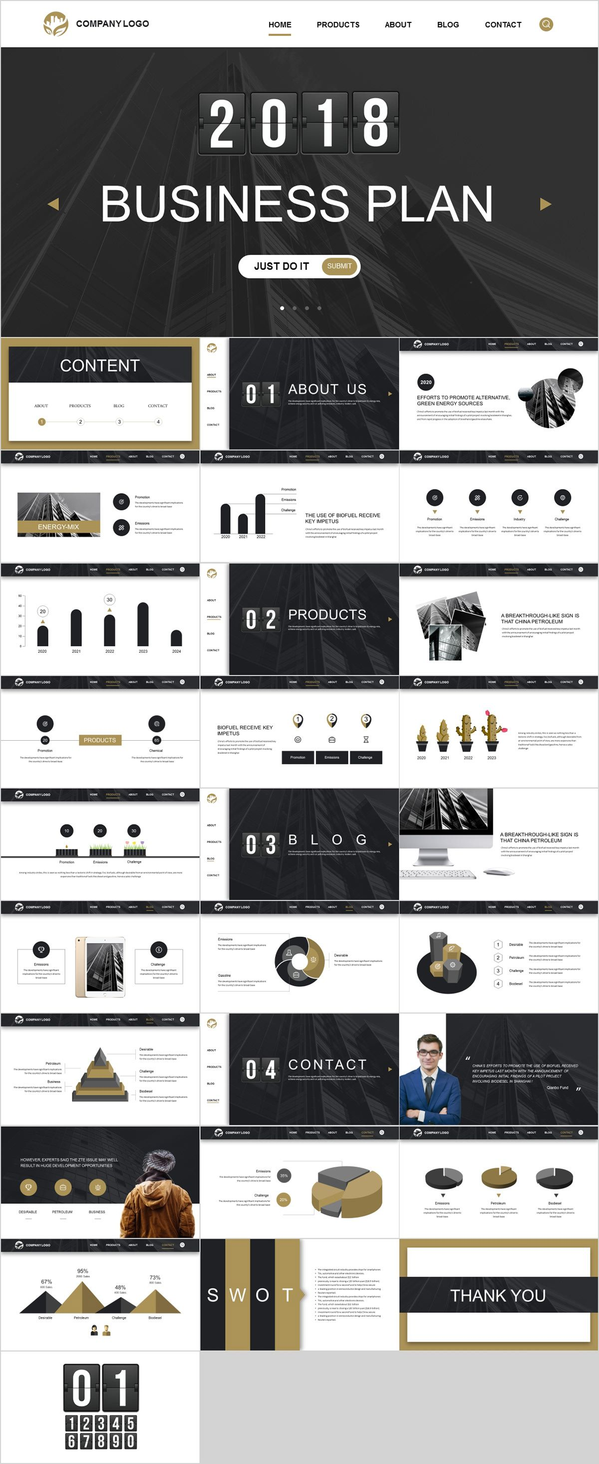 29 best business plan powerpoint templates download powerpoint 29 best business plan powerpoint templates download powerpoint templates presentation animation wajeb Gallery
