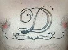 Letter D Tattoos Bing Images Letter D Tattoo Tattoos D Tattoo