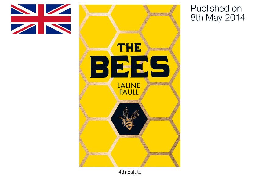 Laline Paull The Bees A Novel Author And Playwright Bee Book Book Club Books Books