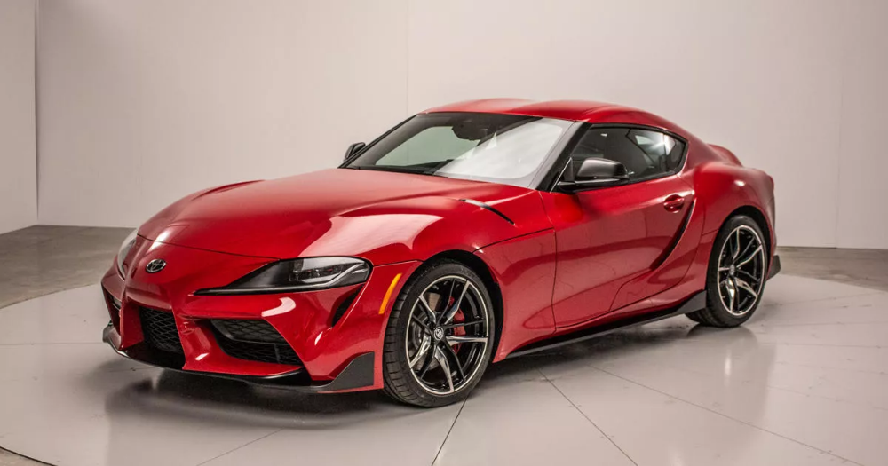 The 2020 Toyota Supra Has A Bmw Engine But Just How Good Is It Let S Find Out Roadshow Toyota Supra New Toyota Supra Toyota