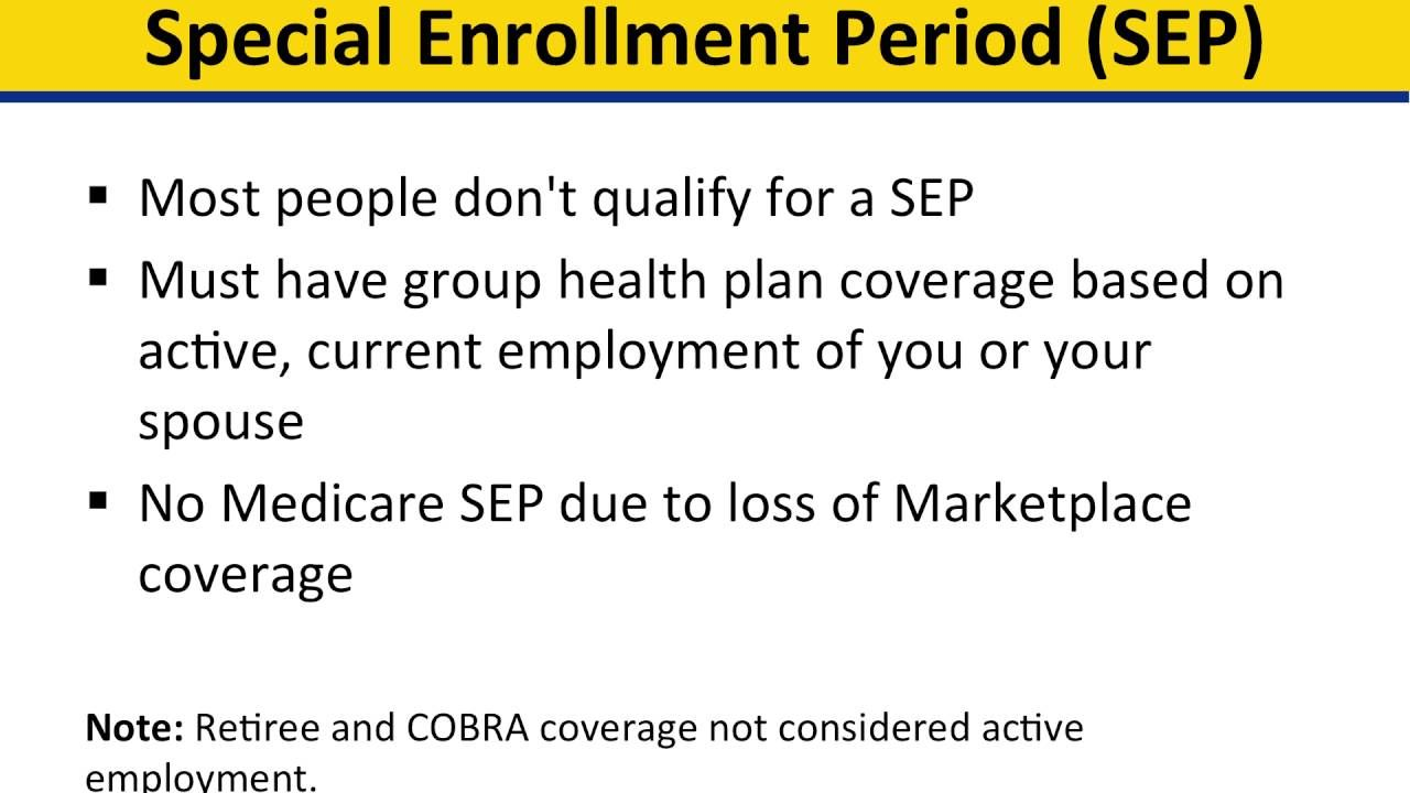 Medicare And The Health Insurance Marketplace Marketplace Health