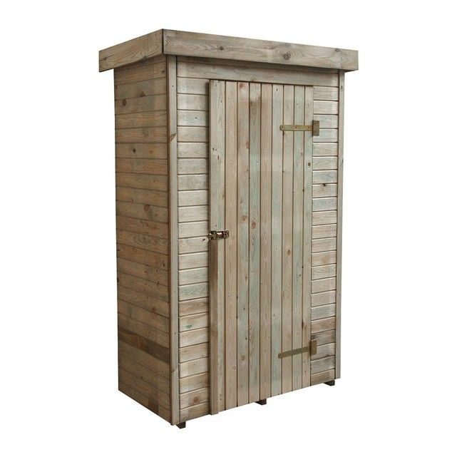 Armoire de rangement en bois Santiago CEMONJARDIN  prix, avis