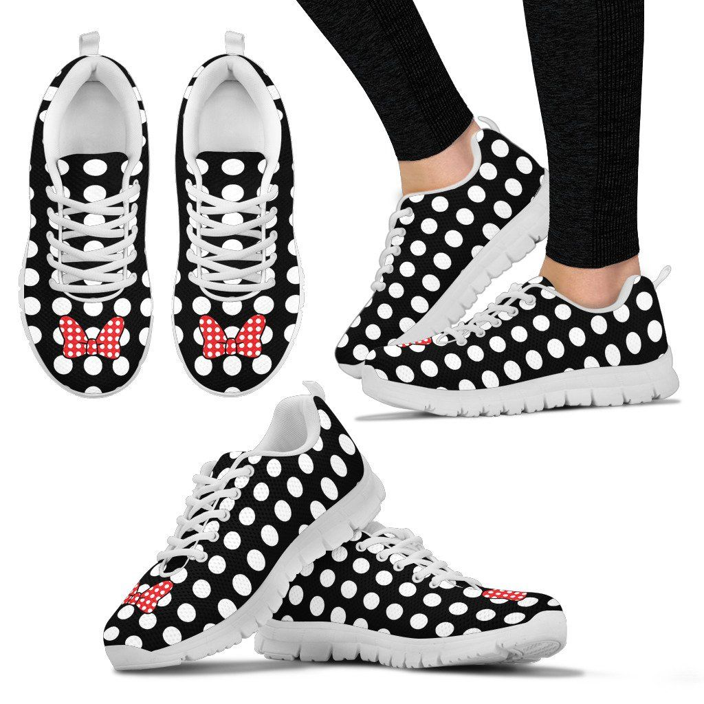 Minnie Mouse Shoes for the Disney Lover