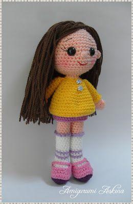 Amigurumi Aşkına-Shop: Amigurumi Evrim Bebek | Crochet toys ... | 400x260