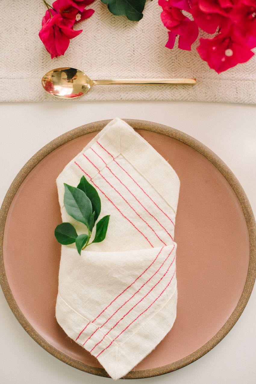 14+ Wedding napkin folding techniques information