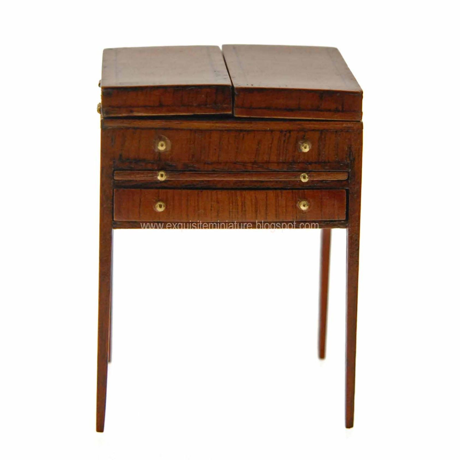EXQUISITE MINIATURES: Fine Furniture......Dennis Jenvey (UK)