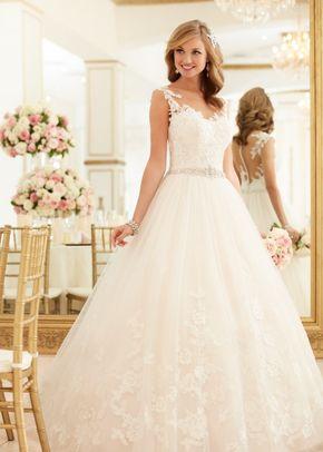 Wedding Dress out of Stella York – 6268 – Hochzeitskleid