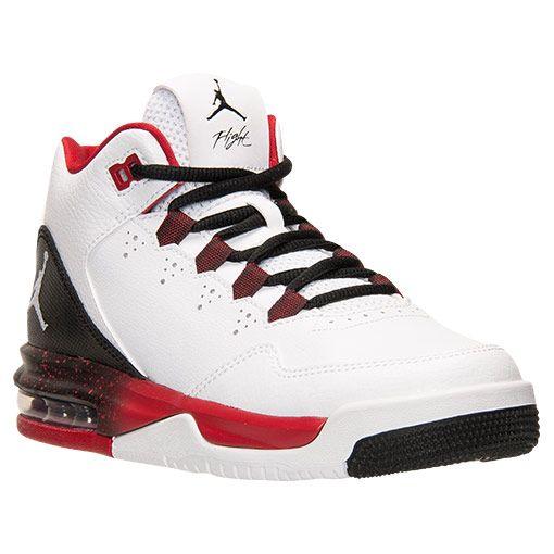 Boys Grade School Jordan Flight Origin 2 Basketball Shoes Nike