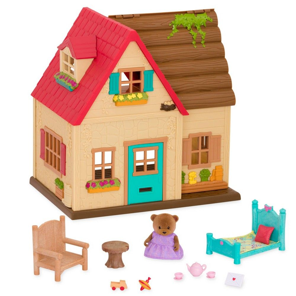 Lil woodzeez country house
