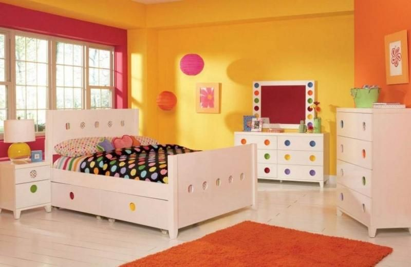 15 Adorable Pink And Yellow Girl S Bedroom Ideas Girls Bedroom