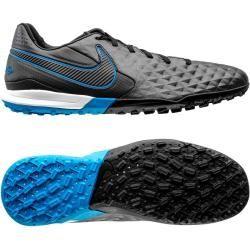 Nike Tiempo Legend 8 Pro Tf Under The Radar - Schwarz/Blau NikeNike