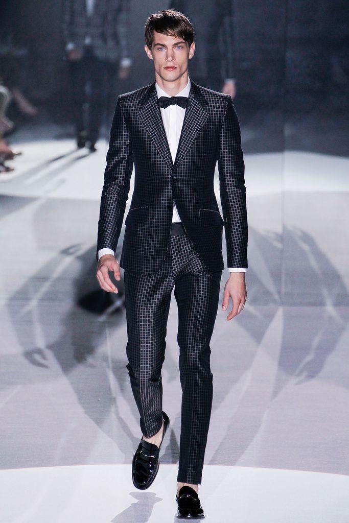 Gucci Fashion Show Mens Fashion Coat Menswear Mens Outfits
