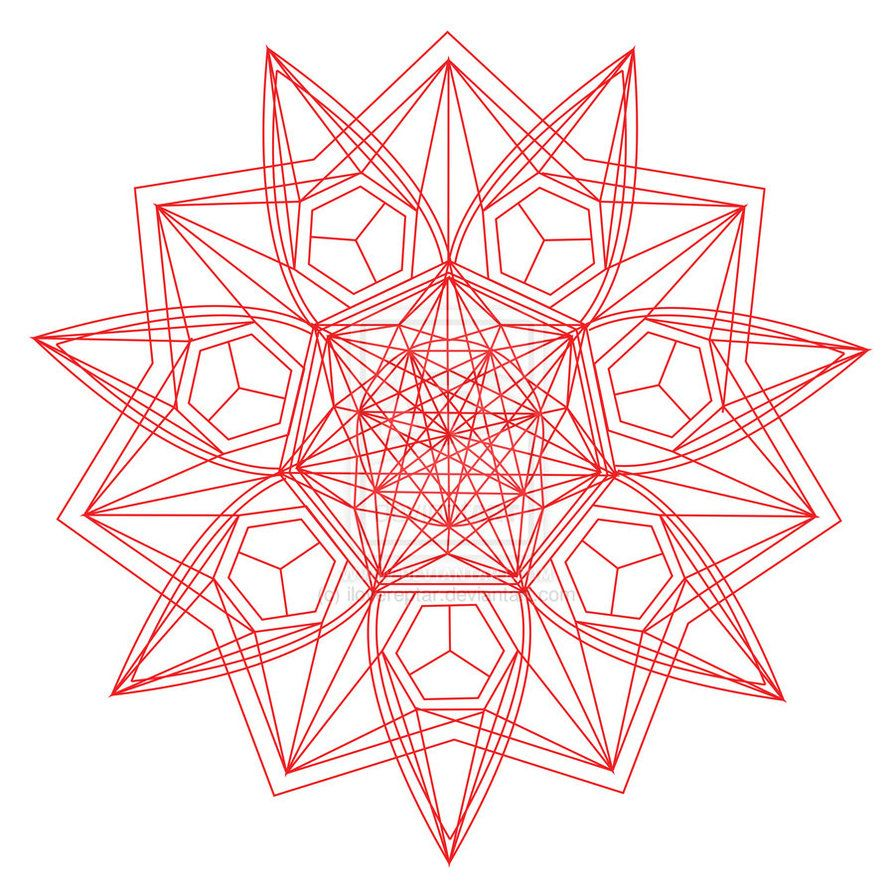 Geometric Tattoo Design By ~ilovereptar On DeviantART