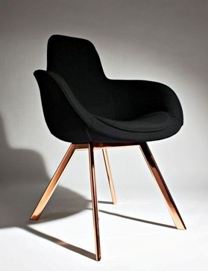 Tom Dixon Poltrona.Copper The Other Warm Metal Housing Furniture