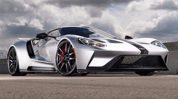 """شركة فورد أعلنت  عن إطلاق سيارتها السوبر رياضية """"جي تي"""" الجديدة لسحب البساط من تحت أقدام الموديلات المنافسة الأخرى مثل ..."""