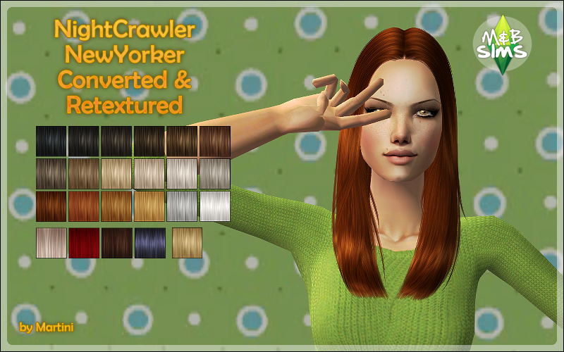 NightCrawler NewYorker Converted & Retextured