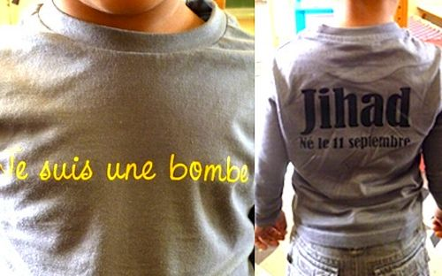 France: Bouchra Bagour goes on trial for 9/11 T shirt